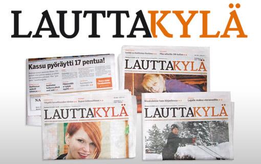 LauttakylÃÆ'Æ'Ã'¤ newspaper